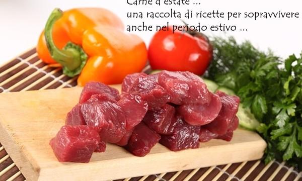 Il ricettario della carne d'estate