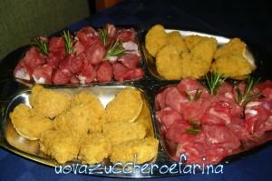 carne per Fondue Bourguignonne