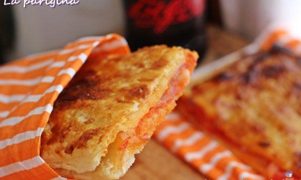 Parigina, ricetta pizza napoletana