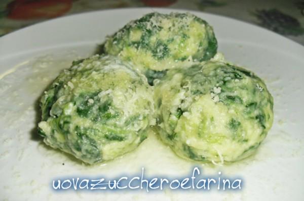 Ravioli gnudi alla fiorentina | cucina toscana| uovazuccheroefarina