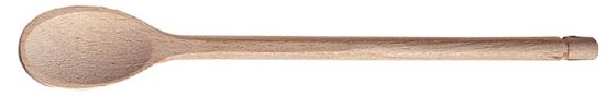 cucchiaio di legno-crop