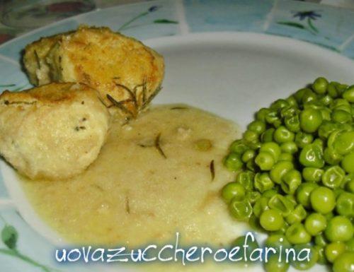 Polpettine di pollo e patate