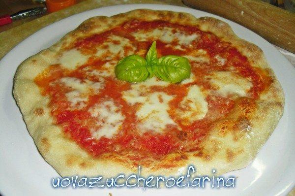 Pizza napoletana ricetta base