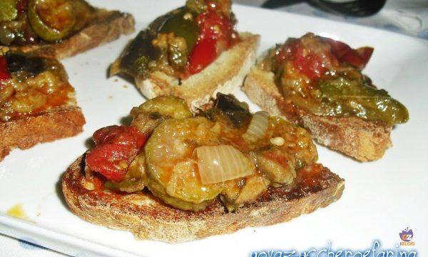 Gurguglione di verdure ricetta tipica elbana