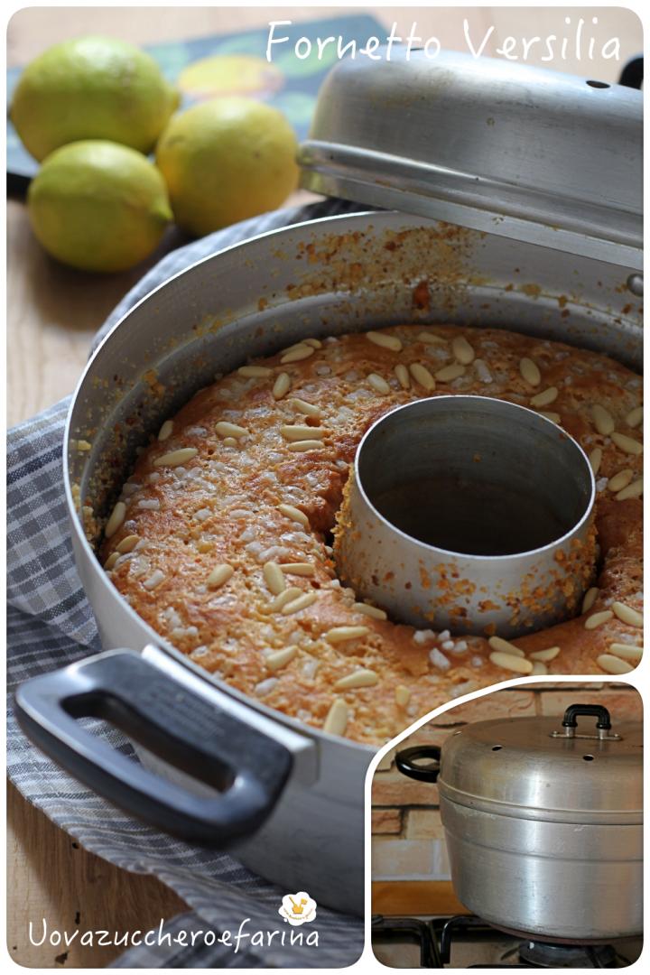 consigli come usare il fornetto Versilia ciambelloni