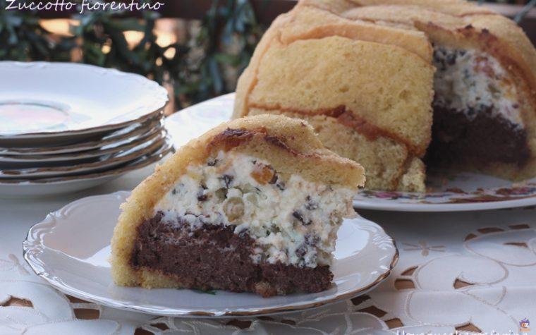 Lo zuccotto toscano, ricetta dolce tradizionale