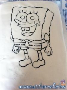 torta di Spongebob 04