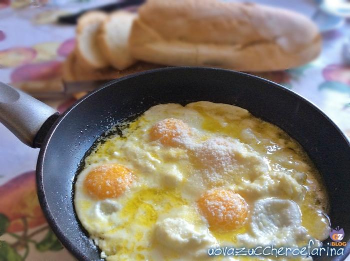 uova alla provatura