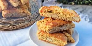 Biscotti di Prato o cantucci alle mandorle