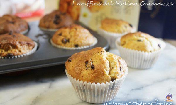 Muffins Molino Chiavazza