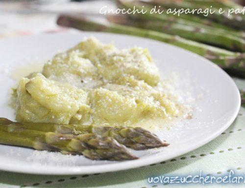 Gnocchi di asparagi e patate
