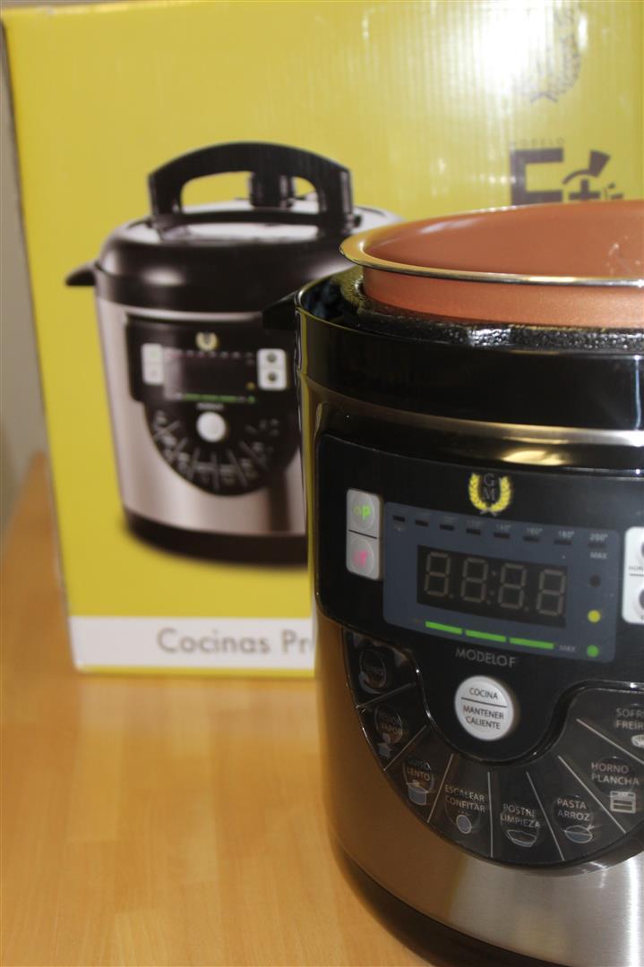Pentola programmabile olla gm un aiuto in cucina - Aiuto in cucina ...