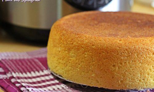Pan di Spagna ricetta per Olla GM