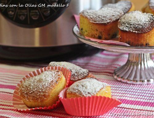 Muffins con la Ollas GM modello F