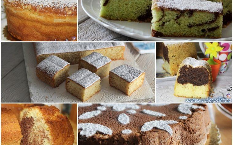 Speciale torte per la prima colazione
