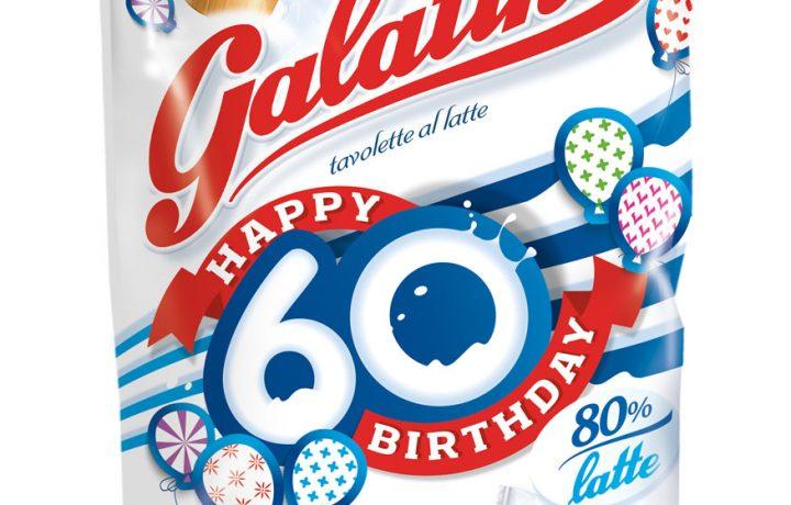 La tavoletta al latte compie 60 anni: auguri Galatine!