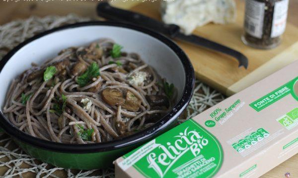 Spaghetti di grano saraceno Felicia Bio