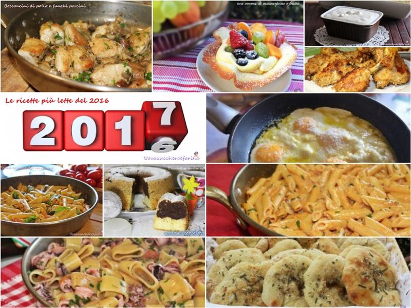 le-ricette-piu-lette-del-2016
