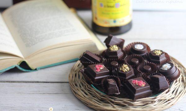 Come fare i cioccolatini ripieni