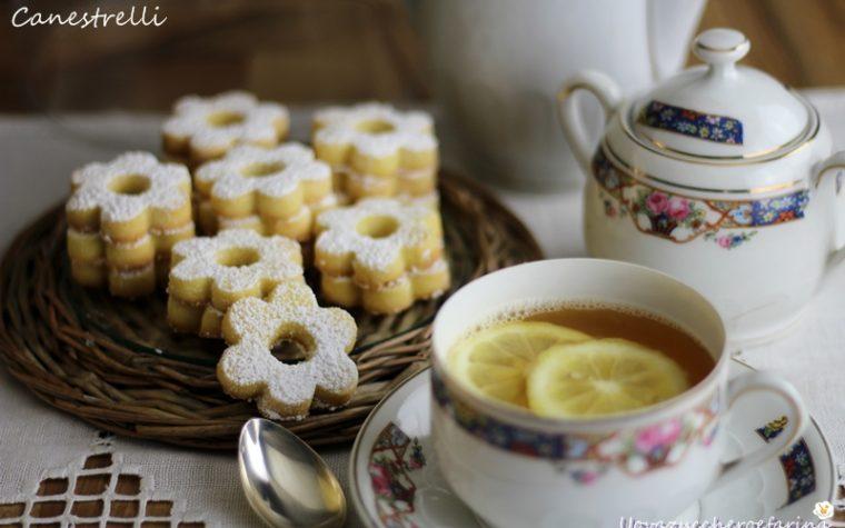 Biscotti canestrelli tradizionali