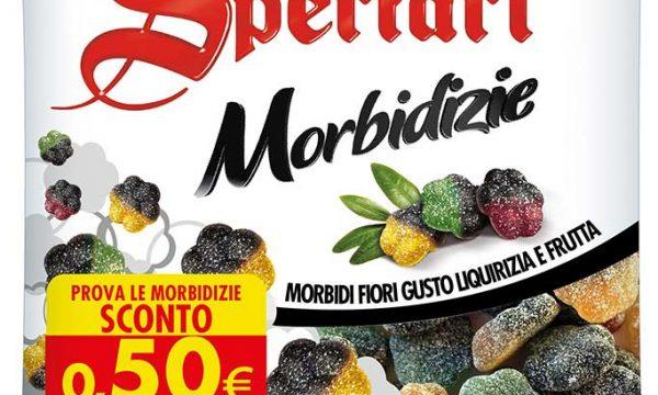 Nuove caramelle gommose Sperlari Morbidizie