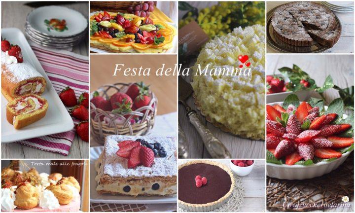 collage festa mamma ricette