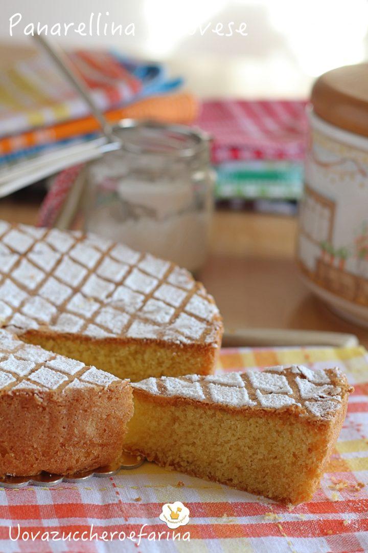 panarellina torta genovese bambini
