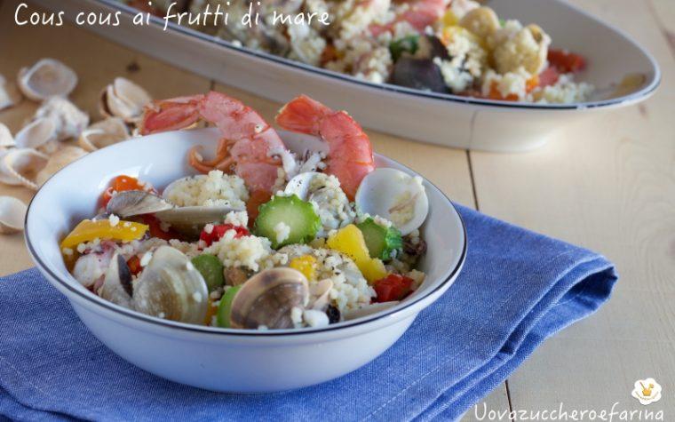 Cous cous ai frutti di mare