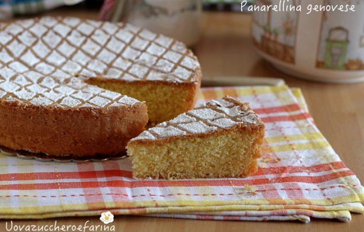 Panarellina torta genovese