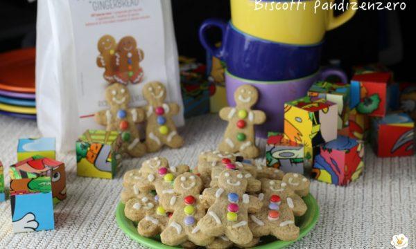 Biscotti pandizenzero ricetta facilissima