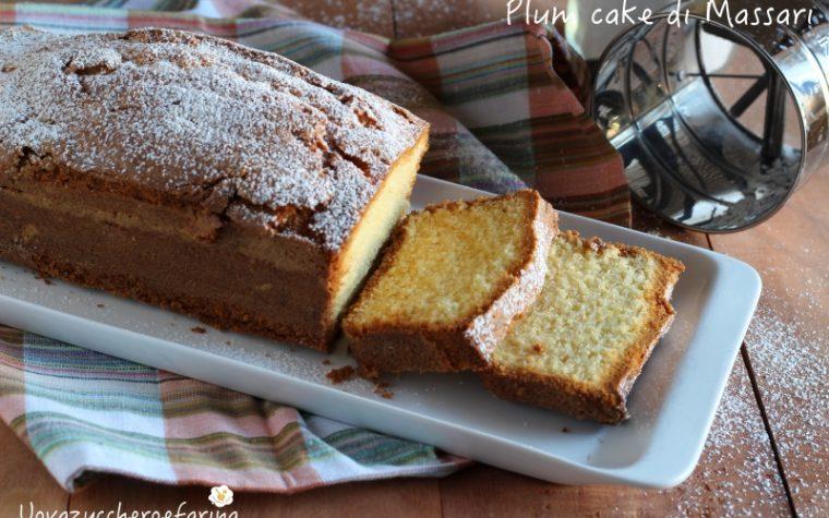 Plum cake classico di Massari