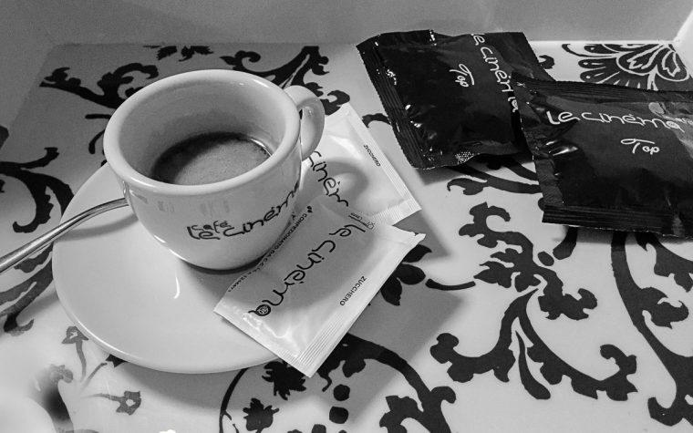 Le Cinèma Cafè: il caffè del bar a casa propria