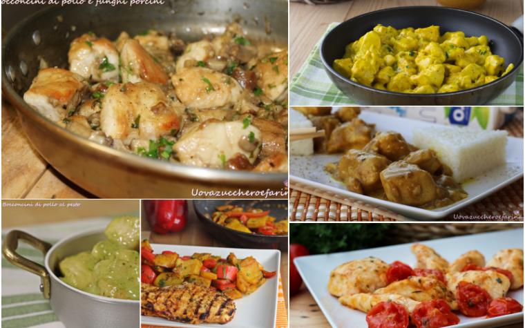Ricette facili per cucinare il petto di pollo