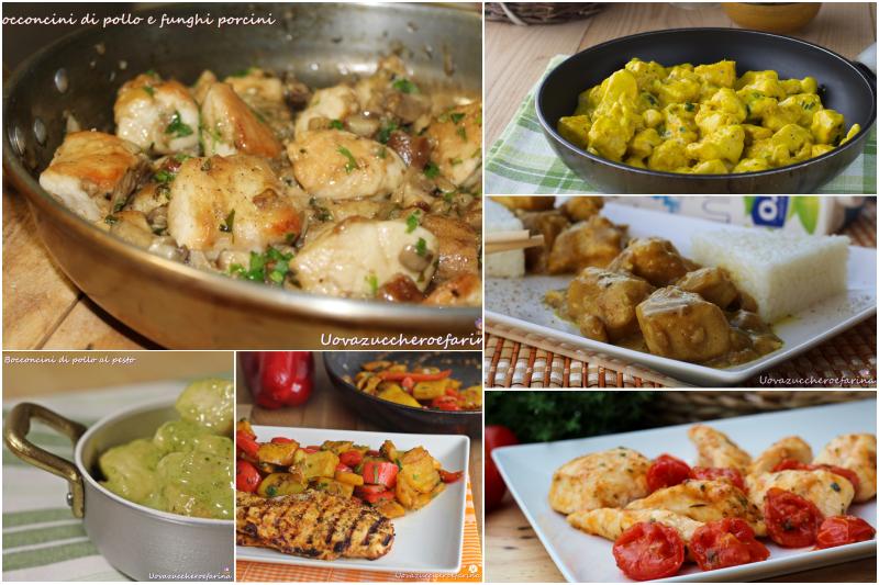 Dieci ricette facili per cucinare il petto di pollo for Ricette per cucinare