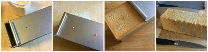 come fare pane cassetta simili cottura