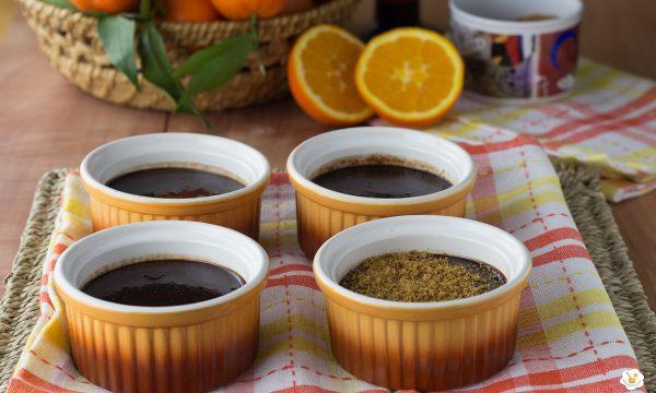 Crema dolce di polenta e cacao