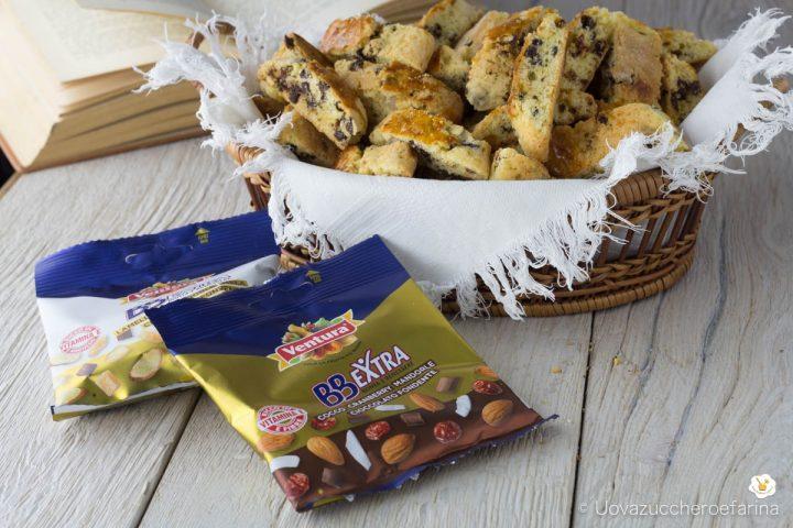 ricetta biscotti frutta secca Ventura BBEXTRA