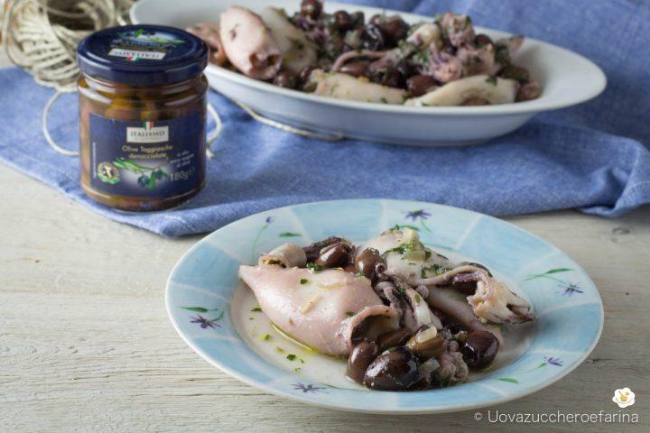 come fare ricetta calamari olive taggiasche italiamo