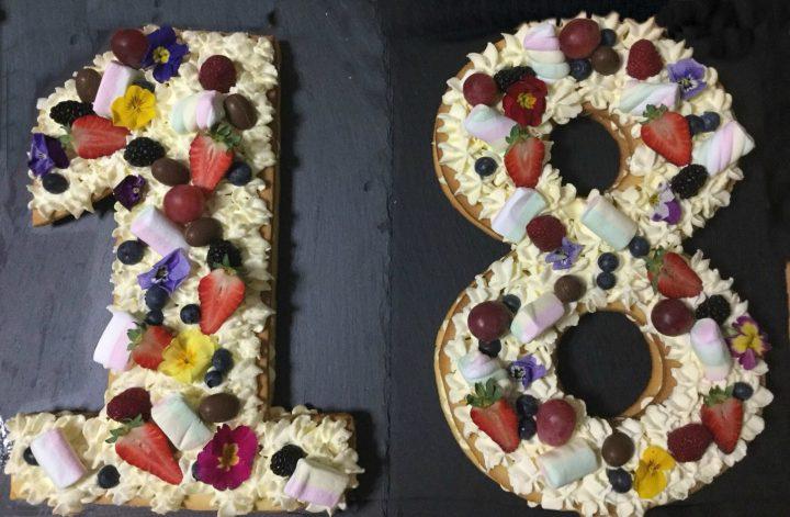 come preparare torta 18 anni cream tart