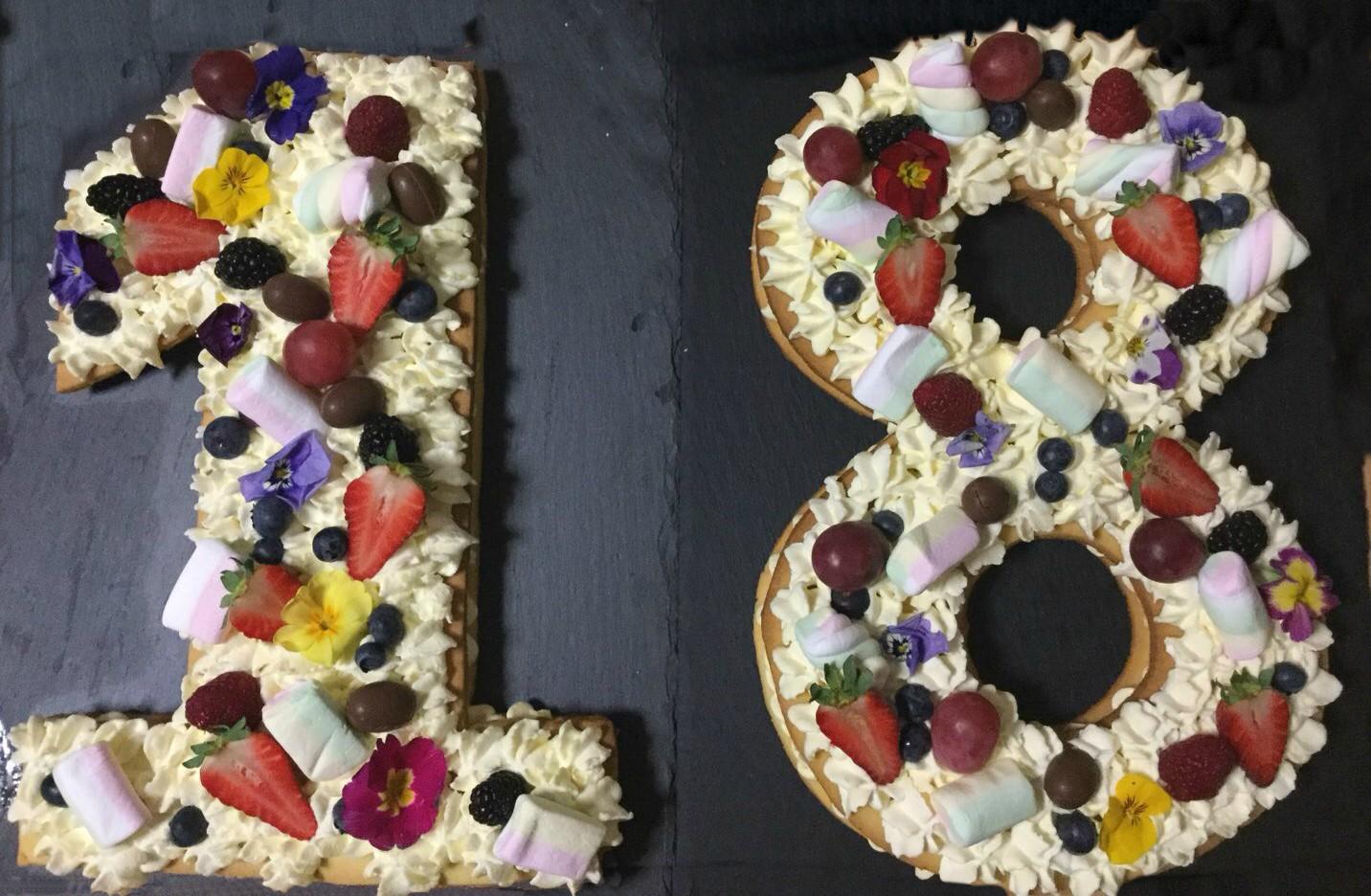 Torta Per I 18 Anni La Cream Tart Un Dolce Facile Che Vi Conquisterà