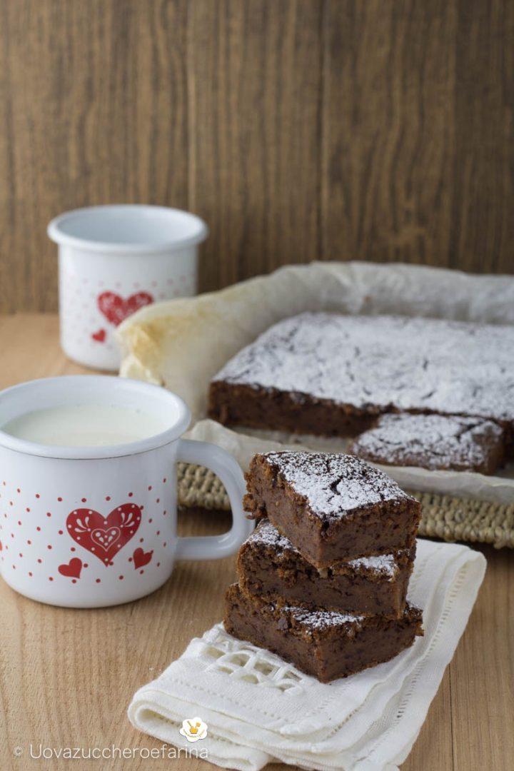torta pane raffermo suor germana cioccolato