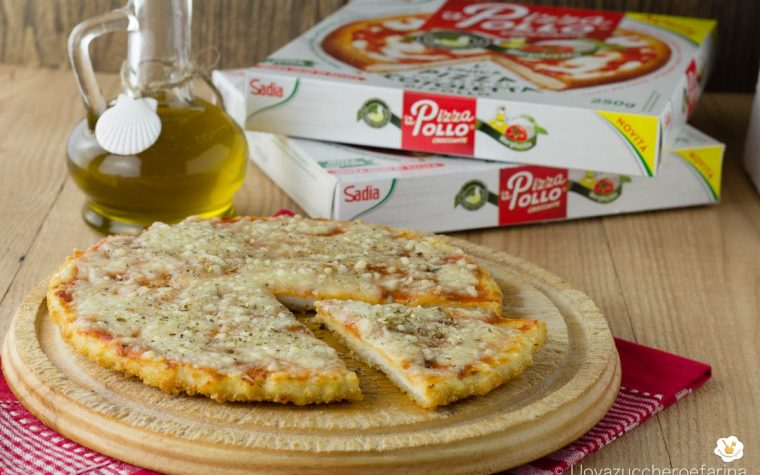 A'PizzaPollo la cotoletta gusto pizza