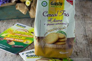 celiachia alimentazione biscotti avena linea giusto senza glutine Giuliani