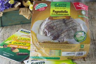 celiachia alimentazione pagnottella tradizionale Giusto senza Glutine Giuliani