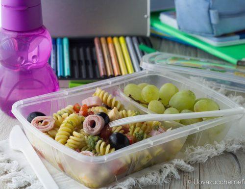 Idea menù per la scuola
