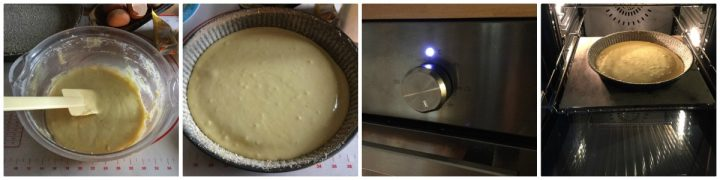 ricetta crostata morbida pere mascarpone passo passo