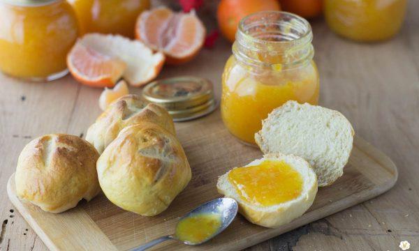 Marmellata di clementine o di mandarini