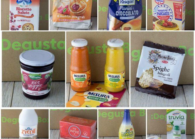 Degustabox Gennaio 2019: speciale Breakfast