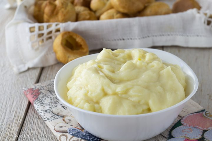 ricetta facile crema pasticcera Mambo Cecotec