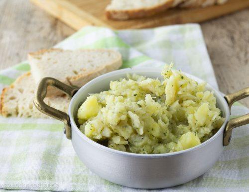 Brandacujun (stoccafisso con patate)